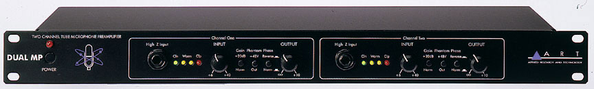ART Pro Audio Dual MP