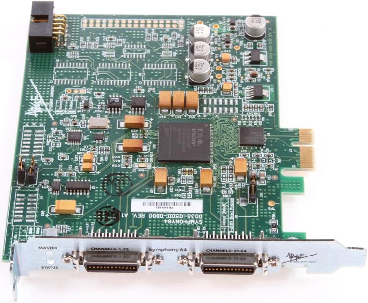 Symphony 64 PCIe card