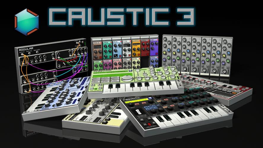 Caustic 3