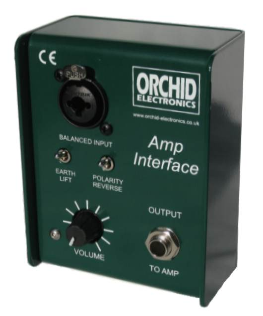 Amp Interface