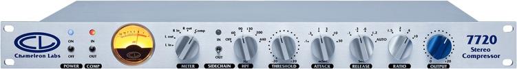 7720 Stereo Bus Compressor