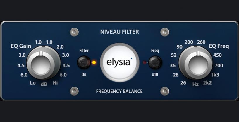 niveau filter Native Plugin