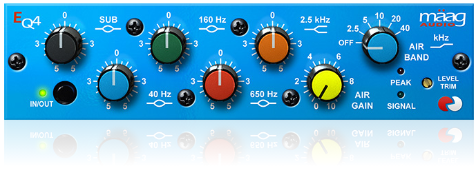 Maag Audio EQ4 Native Plugin