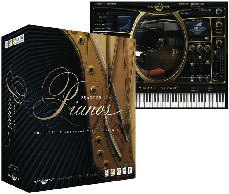 Pianos Gold