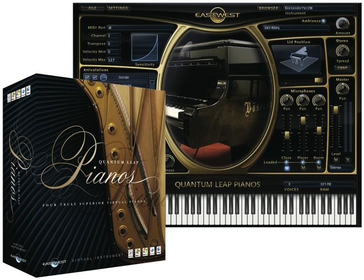 Pianos Platinum