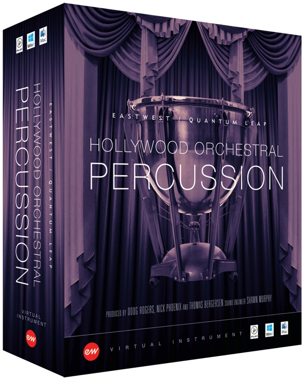 Hollywood Orchestral Percussion Diamond - Mac