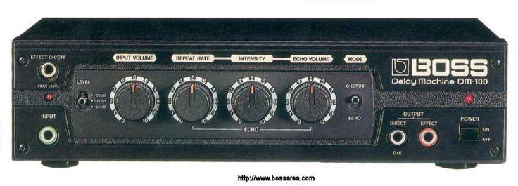 DM-100 Delay Machine