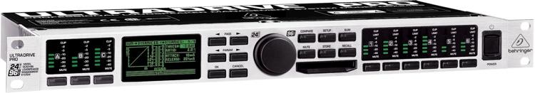 DCX2496 Ultradrive Pro