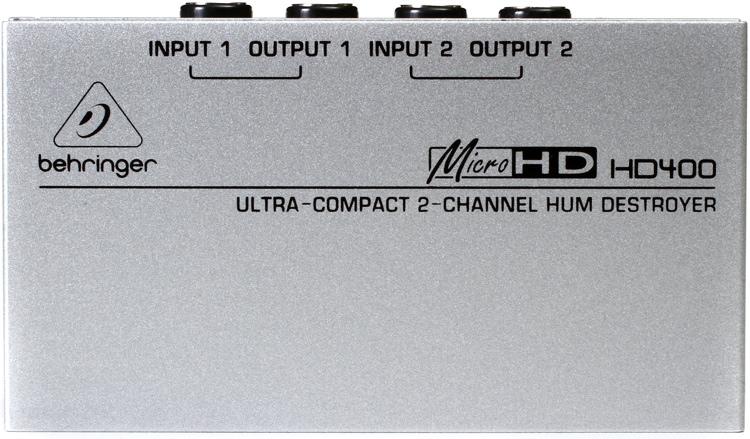 MicroHD HD400