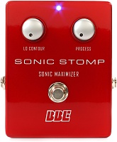 BBE Sound Sonic Stomp Pedal