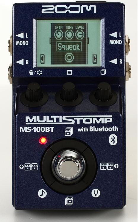 Multi Stomp MS-100BT