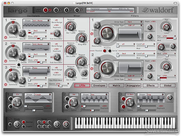 Largo Synthesizer