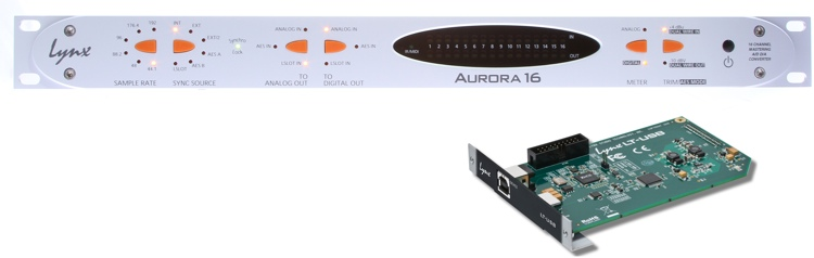 Aurora 16 with LT-USB