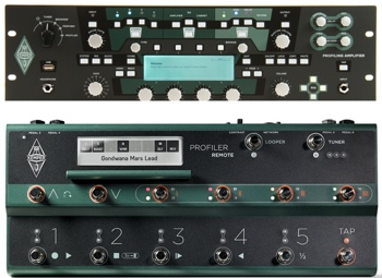 Profiling Amplifier - Profile Rack with Profile Remote Controller