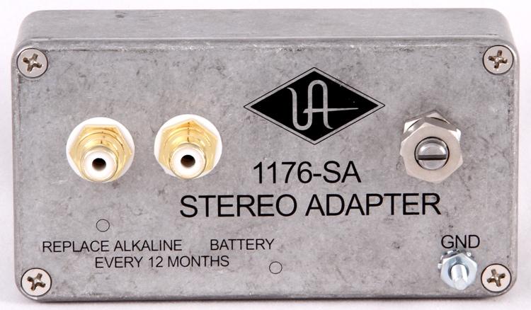 1176-SA Stereo Adapter