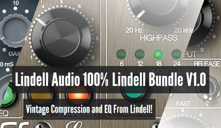 100% Lindell Native Plugin Bundle