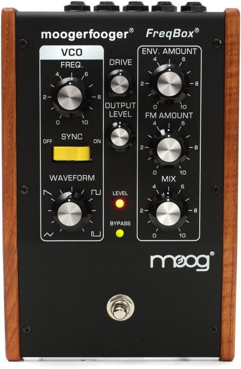 Moogerfooger MF-107 FreqBox