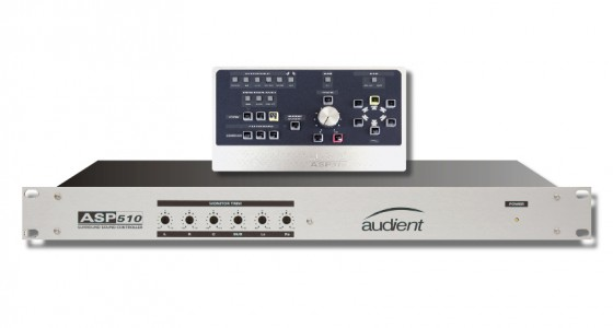 Audient ASP510 Surround Monitor Controller