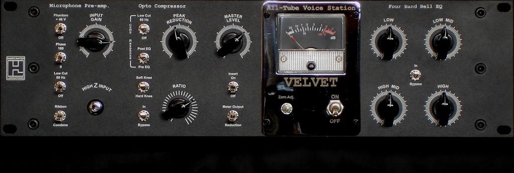HCL Velvet