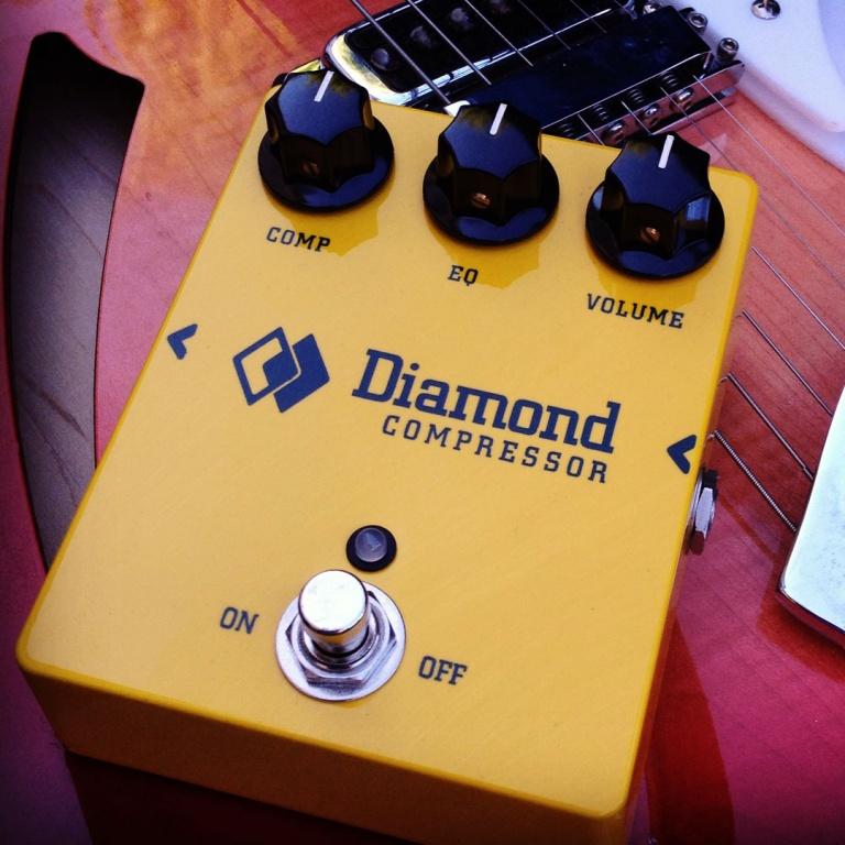 Diamond Pedals CPR-1 compressor