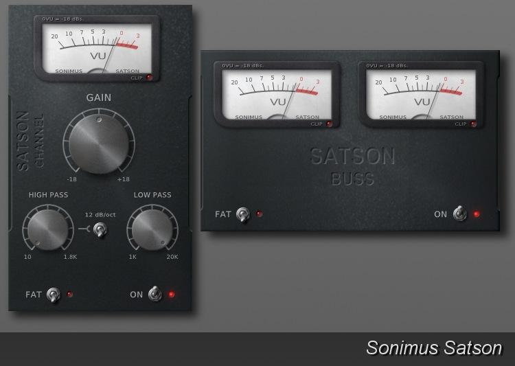 Sonimus Satson (Console emulation) - Gearslutz
