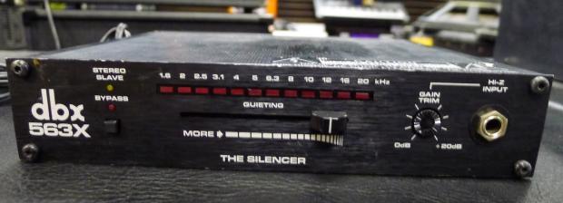 563X The Silencer