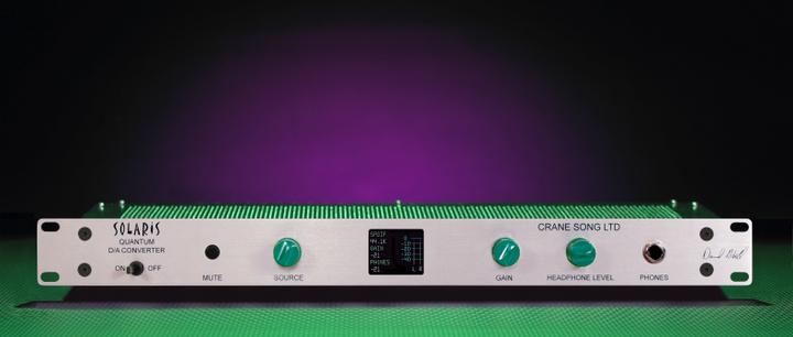 Solaris Quantum D/A Converter
