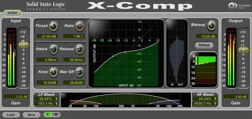 Duende X-Comp