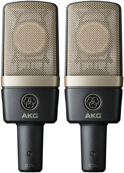 C314 Matched Stereo Pair