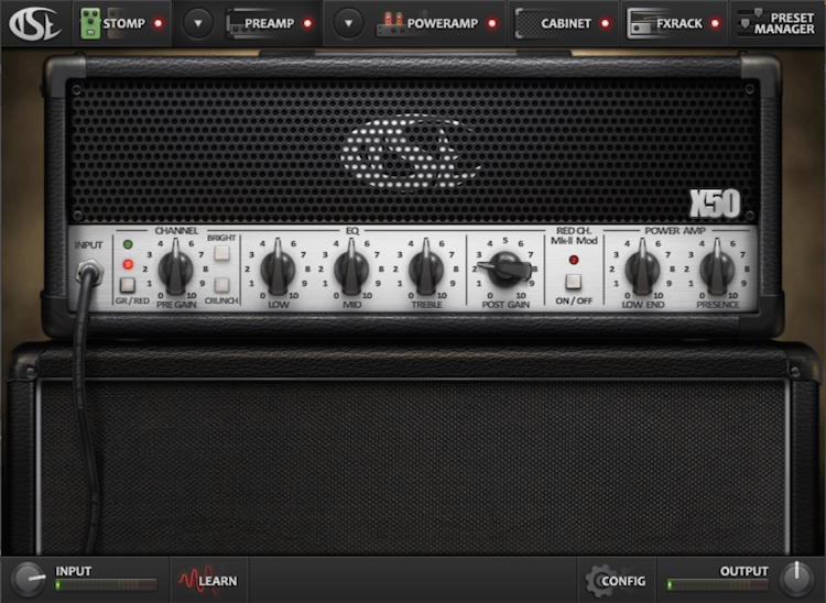 TSE Audio X50v2 Guitar Tone Suite