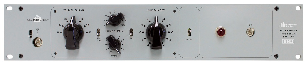Chandler Ltd REDD.47 Preamp