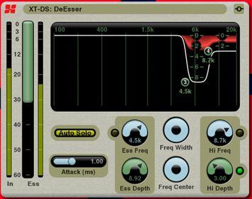 XT-DS De-Esser