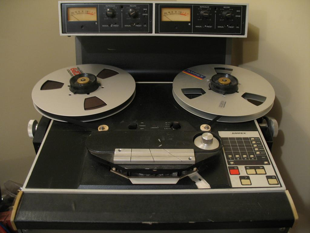 ATR-102 Analogue Tape Recorder