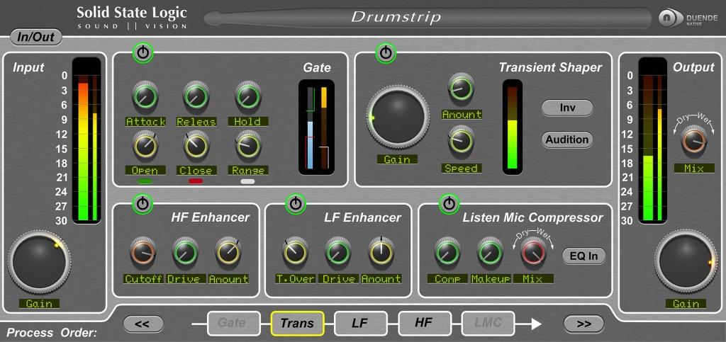 Duende Drumstrip