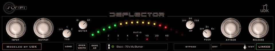 Deflector