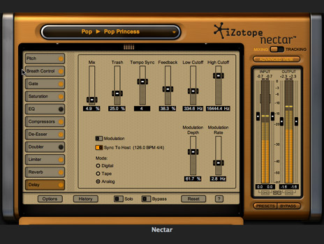 iZotope Nectar - Complete Vocal Suite - Page 3 - Gearslutz