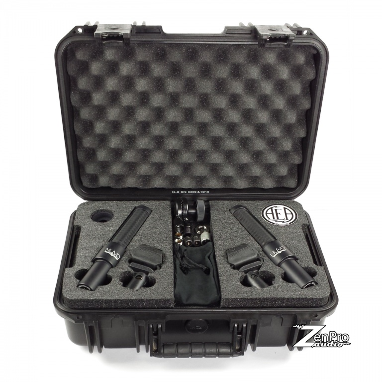 AEA Ribbon Mics N8 Nuvo Stereo Kit