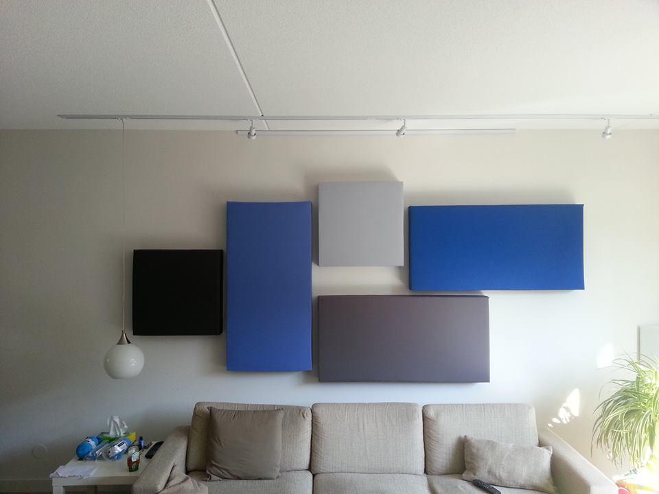 242 Acoustic Panel - 24.1875″ x 48.25″