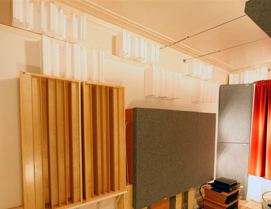 GIK Acoustics GridFusor