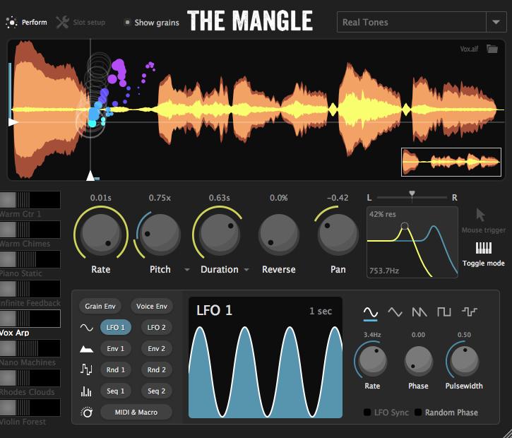 The Mangle