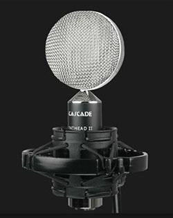 Cascade Fathead II ribbon microphone