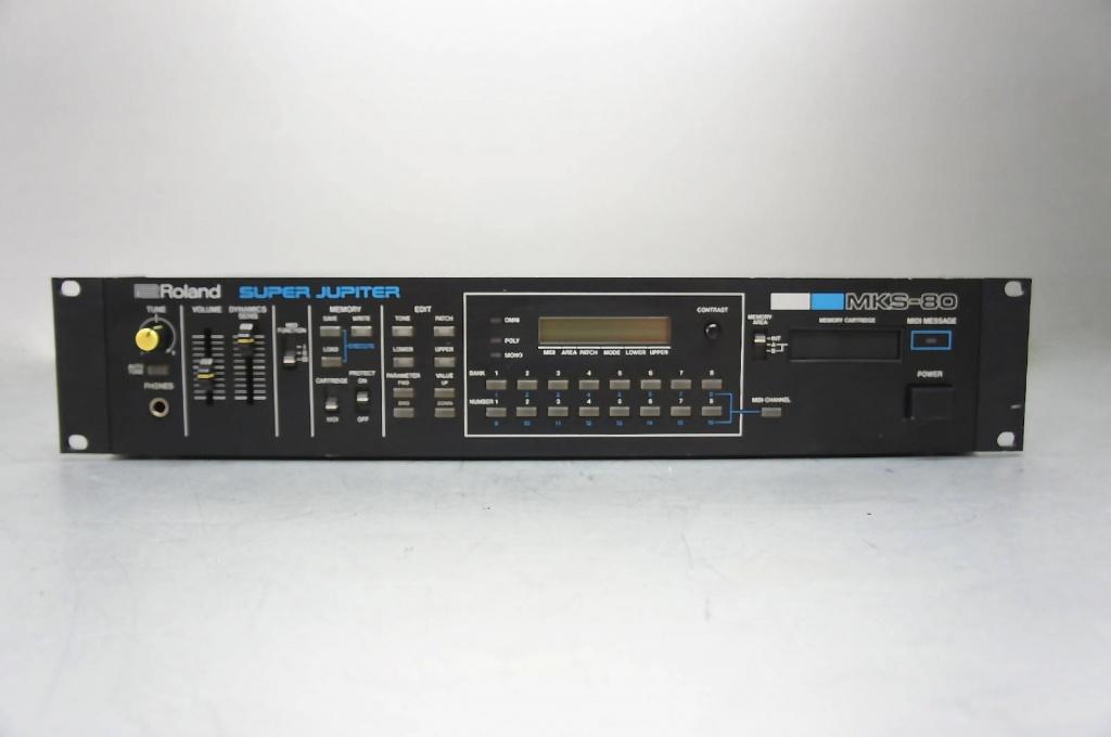 Roland MKS-80 Super Jupiter