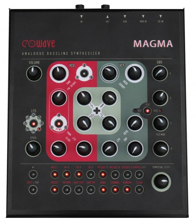 Eowave Magma
