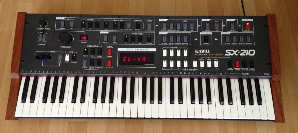 SX-210