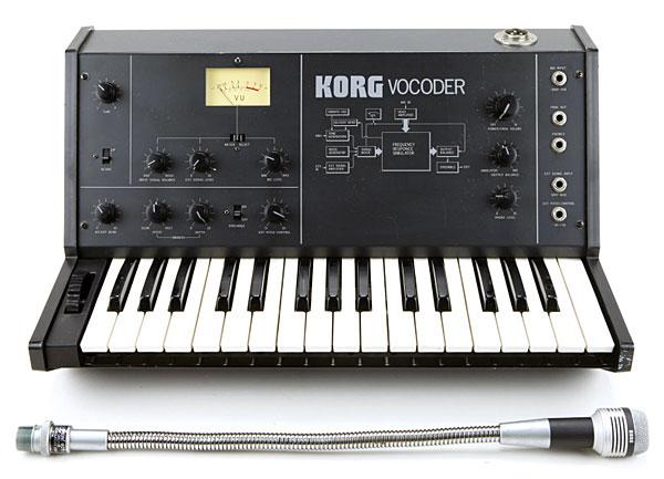 Vocoder VC-10