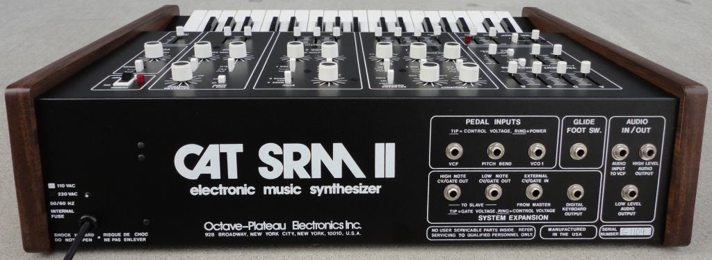 Cat SRM II