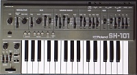 Roland SH101 Mono Synth