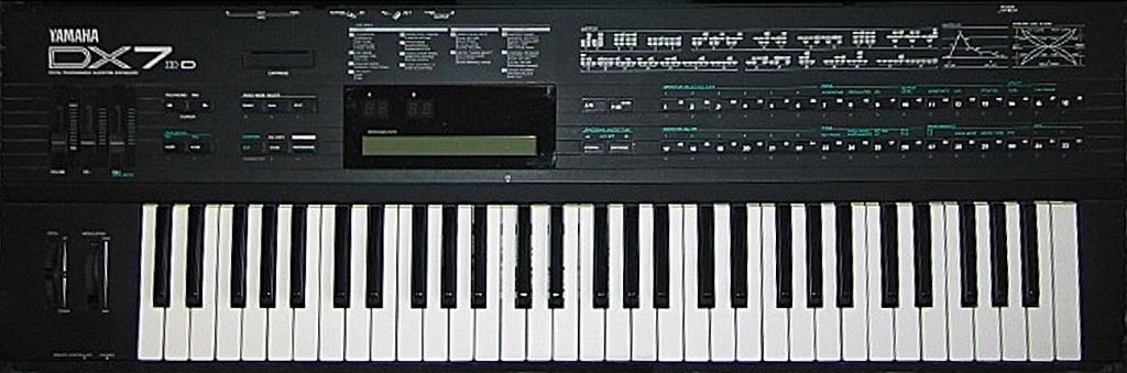 Yamaha DX7IID