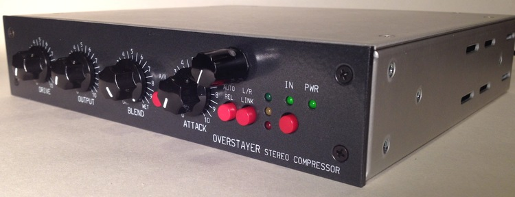 Stereo FET Compressor
