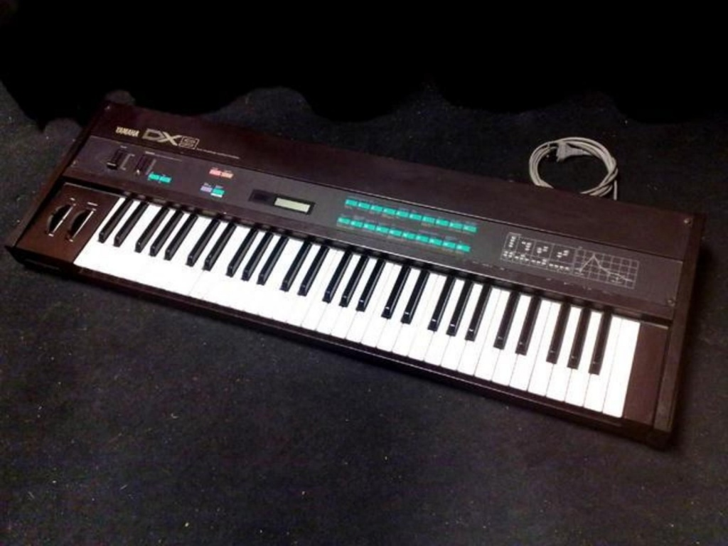 DX7 - the unloved child from the 80s? - Page 3 - Gearslutz